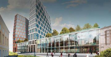 Проектирование электроснабжения распределительной трансформаторной подстанции (РТП) для гостиничного комплекса в г. Химки.