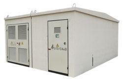 Блочные комплектные трансформаторные подстанции (2БКТП) и блочный распределительный трансформаторный пункт (БРТП)