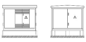 Комплектные трансформаторные подстанции городского типа (2)КТПГ 100-1000/10(6)-0,4 УХЛ1