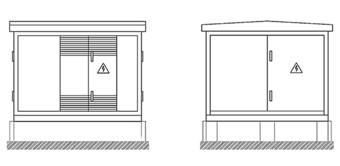 Комплектные трансформаторные подстанции городского типа (2)КТПГ 100 1000/10(6)-0,4 УХЛ1