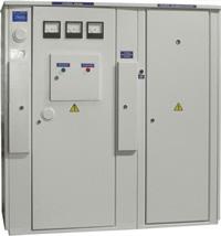 Нерегулируемые конденсаторные установки УКЛ(п), УКМ-10, УКМ-6