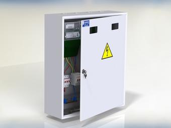 Шкафы учета электрической энергии (ШУ)