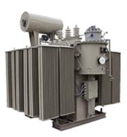 Трансформатор ТМН 2500 кВА 35/6,3 кВ с панельными радиаторами