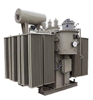Трансформатор ТМН 2500 кВА 20/6,3 кВ с панельными радиаторами